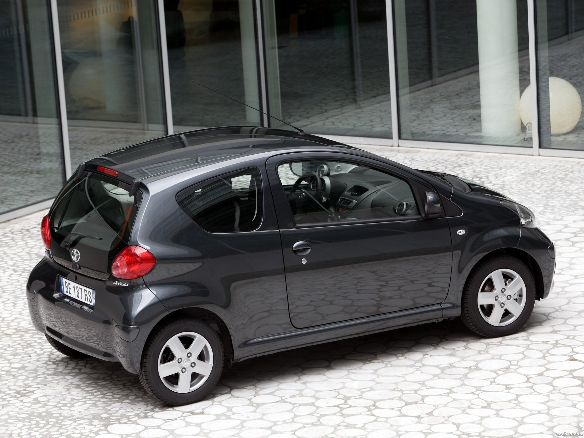 Foto 17 de Toyota Aygo 2005