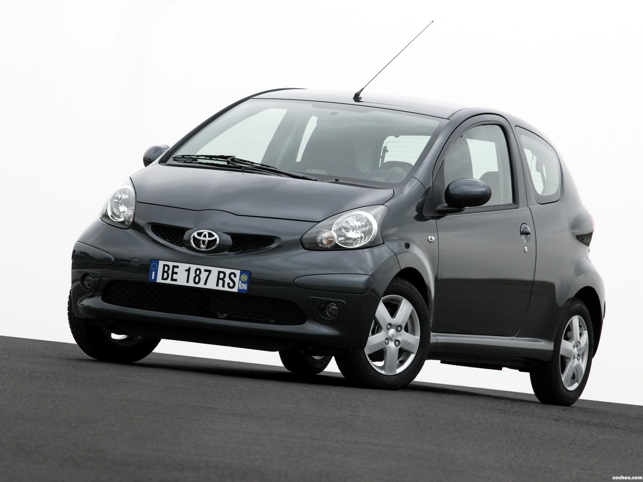 Foto 6 de Toyota Aygo 2005