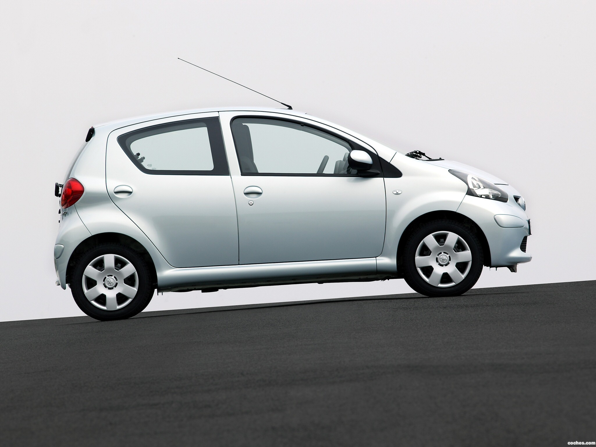 Foto 4 de Toyota Aygo 2005