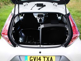 Ver foto 5 de Toyota Aygo 3 door UK 2014