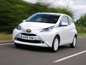 Ver foto 4 de Toyota Aygo 3 door UK 2014