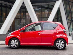Ver foto 2 de Toyota Aygo 5 puertas Move with Style UK 2013