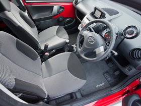 Ver foto 13 de Toyota Aygo 5 puertas Move with Style UK 2013