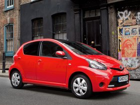 Ver foto 6 de Toyota Aygo 5 puertas Move with Style UK 2013