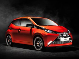 Ver foto 26 de Toyota Aygo 5 puertas X-Cite 2014