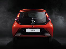 Ver foto 3 de Toyota Aygo 5 puertas 2014