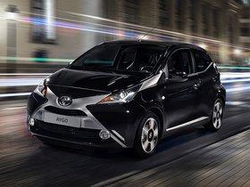 Ver foto 17 de Toyota Aygo 5 puertas 2014