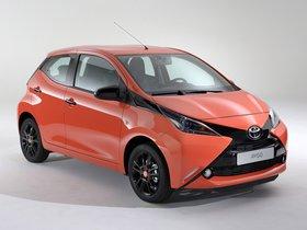Ver foto 6 de Toyota Aygo 5 puertas 2014