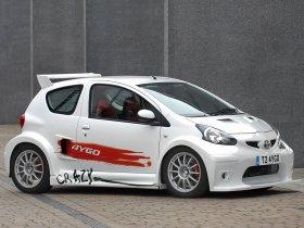 Ver foto 1 de Toyota Aygo Crazy Concept 2008