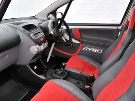 Ver foto 9 de Toyota Aygo Crazy Concept 2008