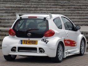 Ver foto 8 de Toyota Aygo Crazy Concept 2008