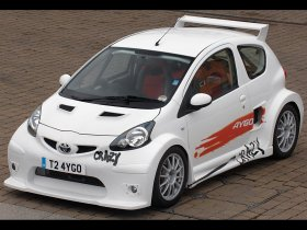 Ver foto 7 de Toyota Aygo Crazy Concept 2008