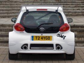 Ver foto 6 de Toyota Aygo Crazy Concept 2008
