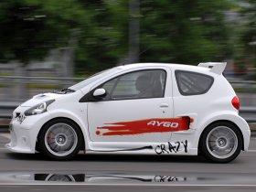 Ver foto 5 de Toyota Aygo Crazy Concept 2008