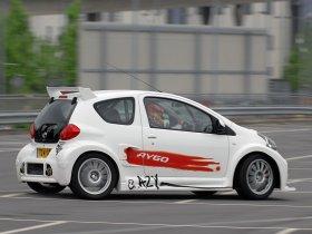 Ver foto 3 de Toyota Aygo Crazy Concept 2008