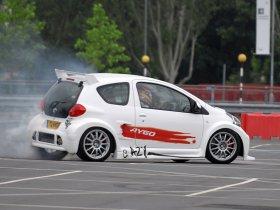 Ver foto 2 de Toyota Aygo Crazy Concept 2008
