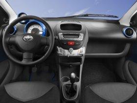 Ver foto 22 de Toyota Aygo Facelift 2009