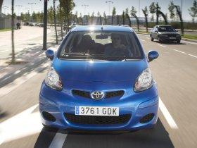 Ver foto 7 de Toyota Aygo Facelift 2009