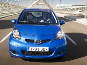 Ver foto 6 de Toyota Aygo Facelift 2009