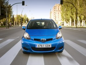 Ver foto 4 de Toyota Aygo Facelift 2009