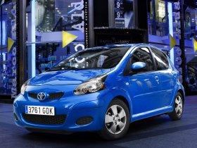 Fotos de Toyota Aygo Facelift 2009
