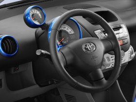 Ver foto 19 de Toyota Aygo Facelift 2009