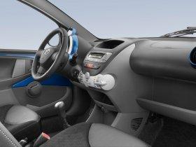 Ver foto 18 de Toyota Aygo Facelift 2009