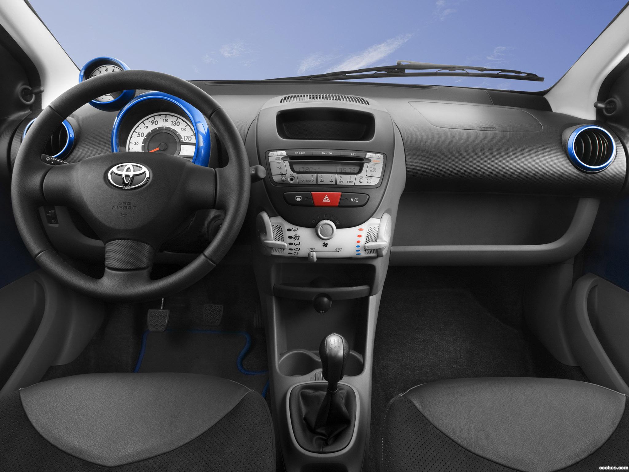 Foto 21 de Toyota Aygo Facelift 2009