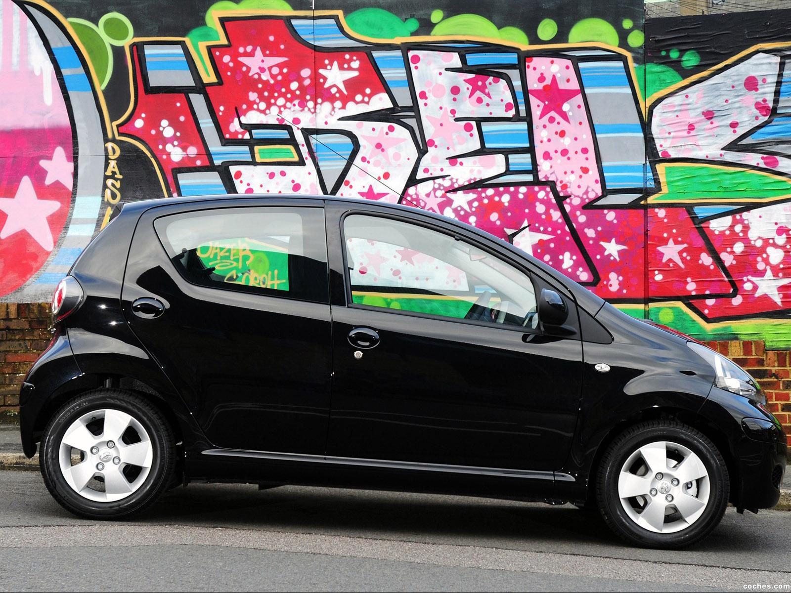 Foto 11 de Toyota Aygo Facelift 2009