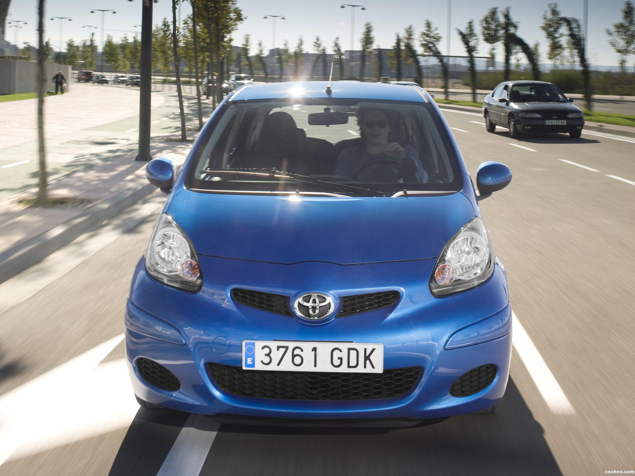 Foto 6 de Toyota Aygo Facelift 2009