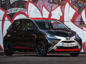 Ver foto 6 de Toyota Aygo X Press 5 Puertas UK  2017