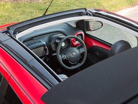 Ver foto 20 de Toyota Aygo X-Wave 5 puertas UK 2015
