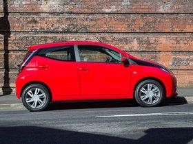 Ver foto 11 de Toyota Aygo X-Wave 5 puertas UK 2015