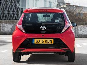 Ver foto 8 de Toyota Aygo X-Wave 5 puertas UK 2015