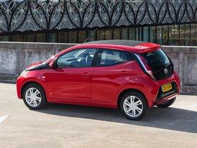 Ver foto 7 de Toyota Aygo X-Wave 5 puertas UK 2015