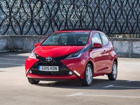 Ver foto 19 de Toyota Aygo X-Wave 5 puertas UK 2015