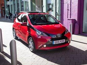Ver foto 17 de Toyota Aygo X-Wave 5 puertas UK 2015