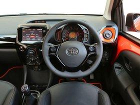 Ver foto 17 de Toyota Aygo X-Cite 5 puertas UK 2014
