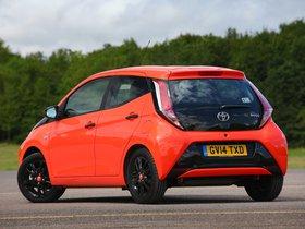 Ver foto 6 de Toyota Aygo X-Cite 5 puertas UK 2014