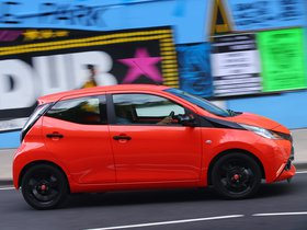 Ver foto 4 de Toyota Aygo X-Cite 5 puertas UK 2014