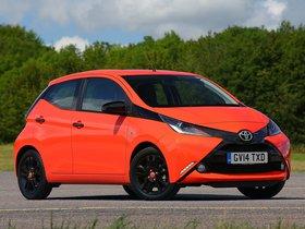 Fotos de Toyota Aygo X-Cite 5 puertas UK 2014
