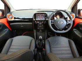 Ver foto 16 de Toyota Aygo X-Cite 5 puertas UK 2014