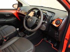 Ver foto 14 de Toyota Aygo X-Cite 5 puertas UK 2014