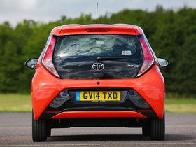 Ver foto 10 de Toyota Aygo X-Cite 5 puertas UK 2014