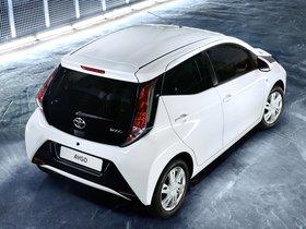 Ver foto 12 de Toyota Aygo x-play 5 puertas 2014