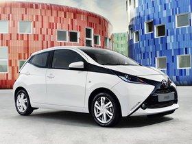 Ver foto 11 de Toyota Aygo x-play 5 puertas 2014