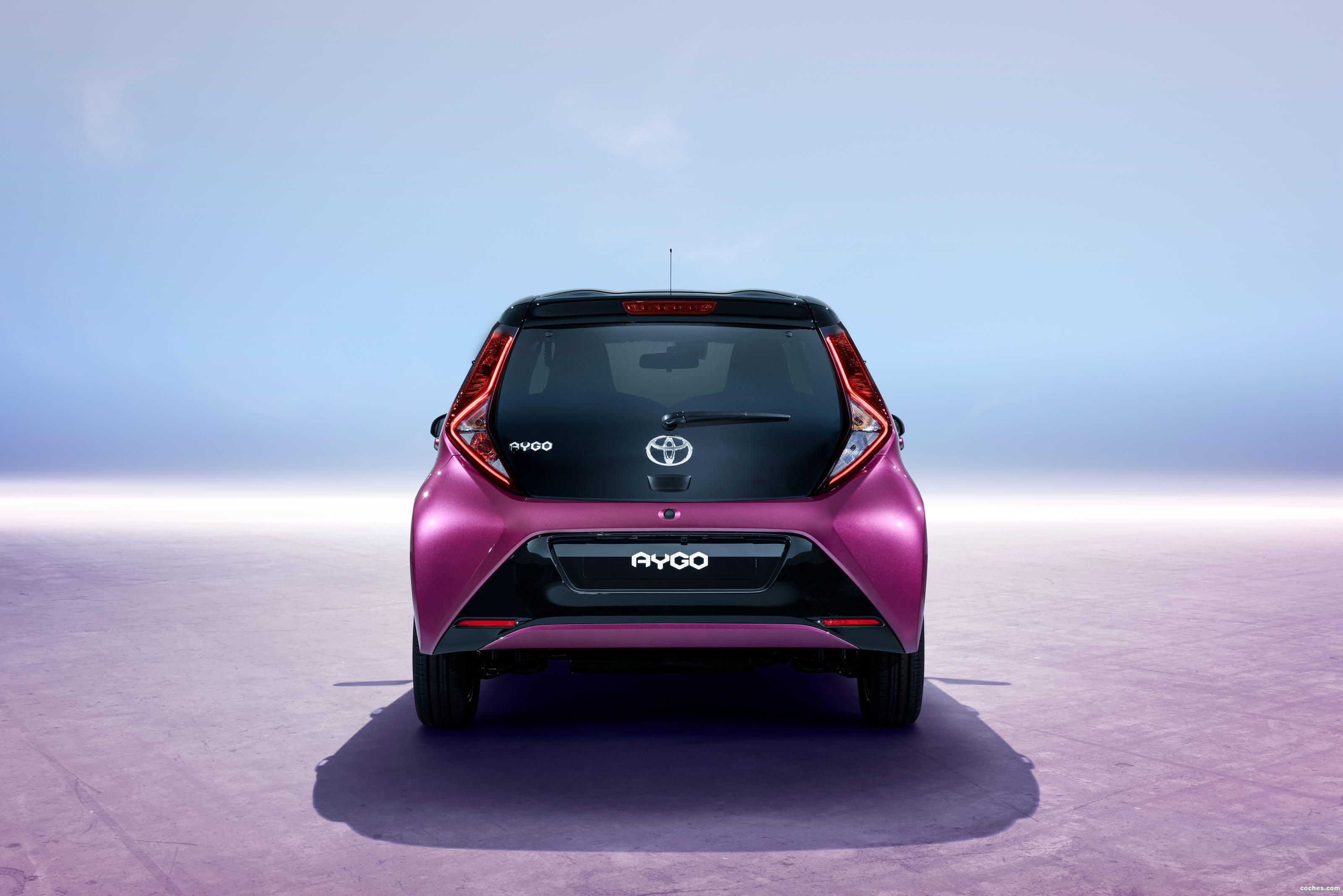 Foto 21 de Toyota Aygo 5 puertas 2018