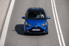 Ver foto 4 de Toyota Aygo 5 puertas 2018