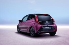 Ver foto 21 de Toyota Aygo 5 puertas 2018
