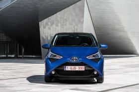 Ver foto 8 de Toyota Aygo 5 puertas 2018